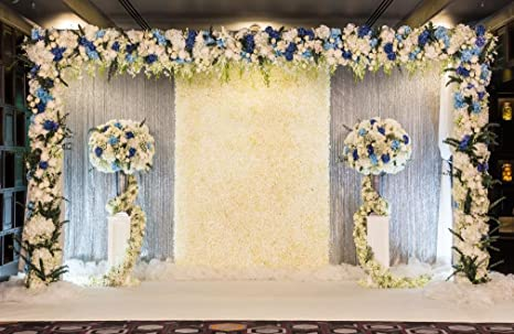 7 x 5ft boda fiesta flores fondo para estudio fotográfico ...