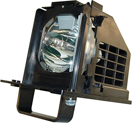 MITSUBISHI WD-73738 TV Replacement Lamp with Housing