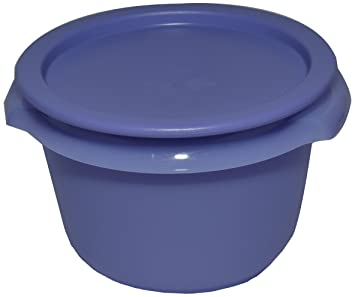 Tupperware Cookie Jar, 850ml, Blue Jars & Containers at amazon
