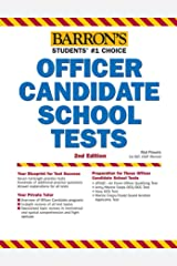 Barron's Officer Candidate School Tests, 2nd Edition Paperback