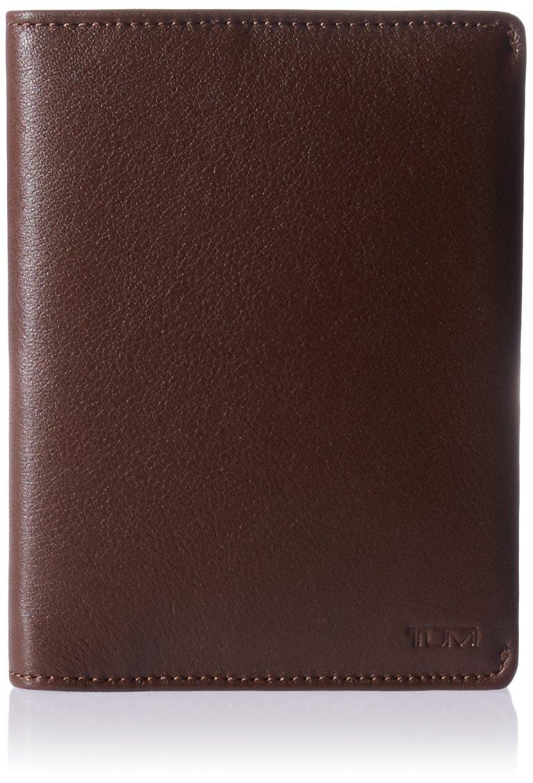 Tumi Mens Nassau Passport Cover