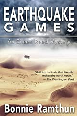 Earthquake Games: An Eileen Reed Mystery (Eileen Reed Mysteries) Paperback