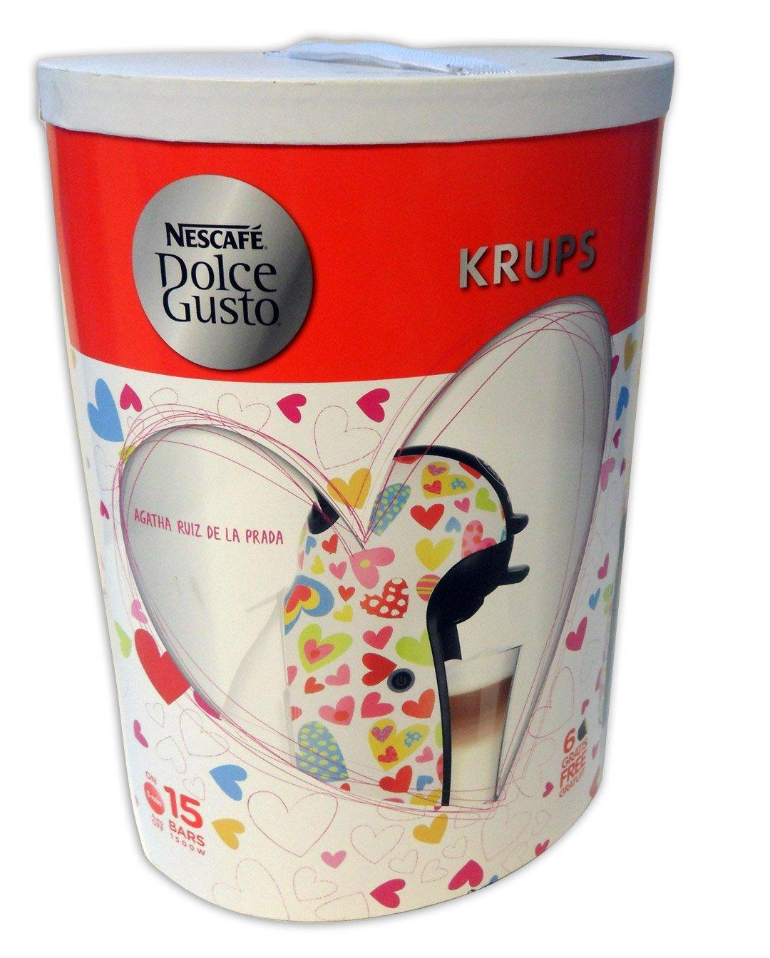 Amazon.com: Krups Dolce Gusto Piccolo Espresso machine ...
