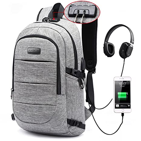 7de537910baa Amazon.com  Laptop Backpack