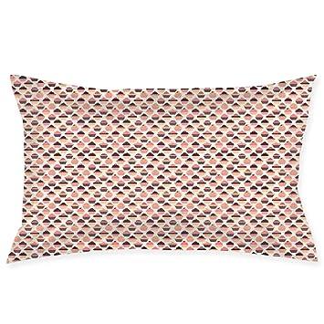 Amazon.com: YABABY Funda de almohada, diseño gráfico ...