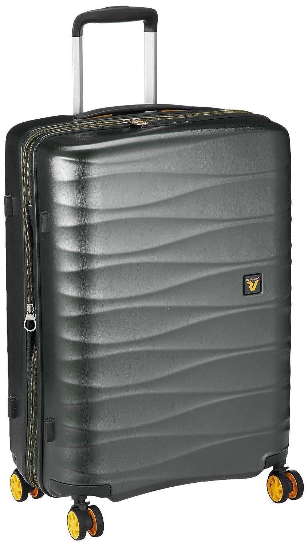 [ロンカート] スーツケース等 STELLAR 保証付 71L 64 cm 3.7kg GLAY B07PPDSZ5H