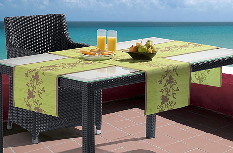 Amazon.de: Stilvoller OUTDOOR - Tischläufer \