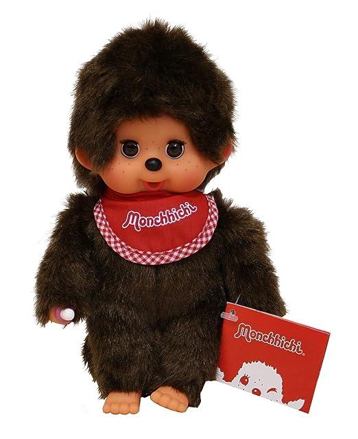 Amazon.es: Sekiguchi 23833+23834 Monchhichi - Peluche de niño y niña: Juguetes y juegos