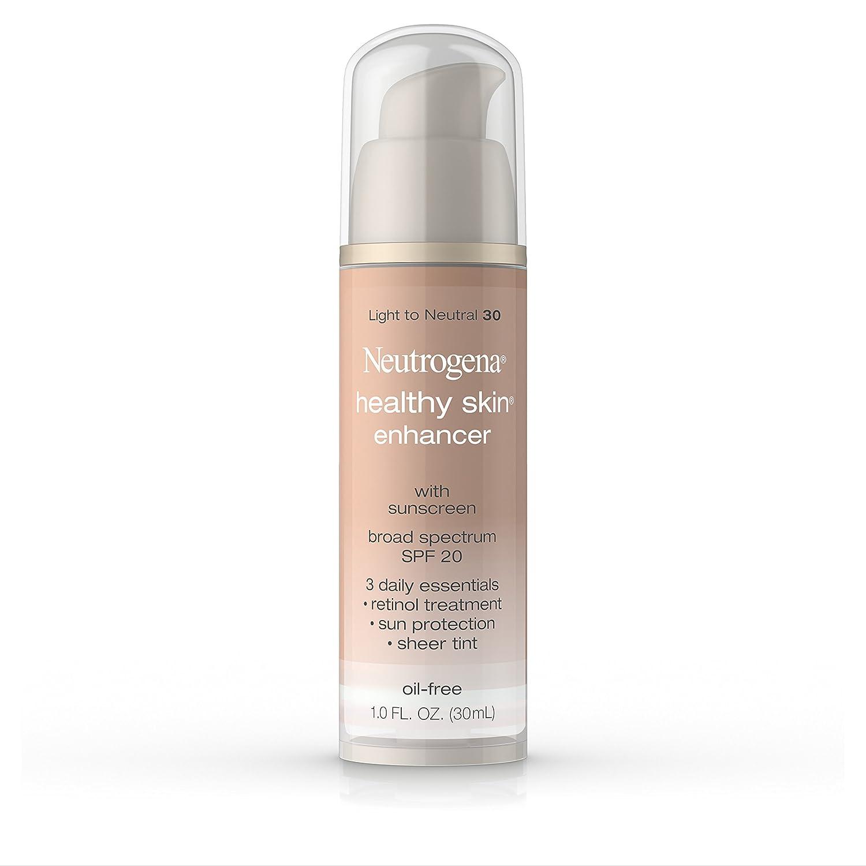Neutrogena Healthy Skin Enhancer Broad Spectrum Spf 20, Neutral To Tan 40, 1 Oz. 00524