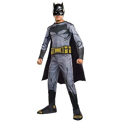 Rubie's Costume Batman vs Superman: Dawn of Justice Batman Value Costume, Medium: Toys & Games