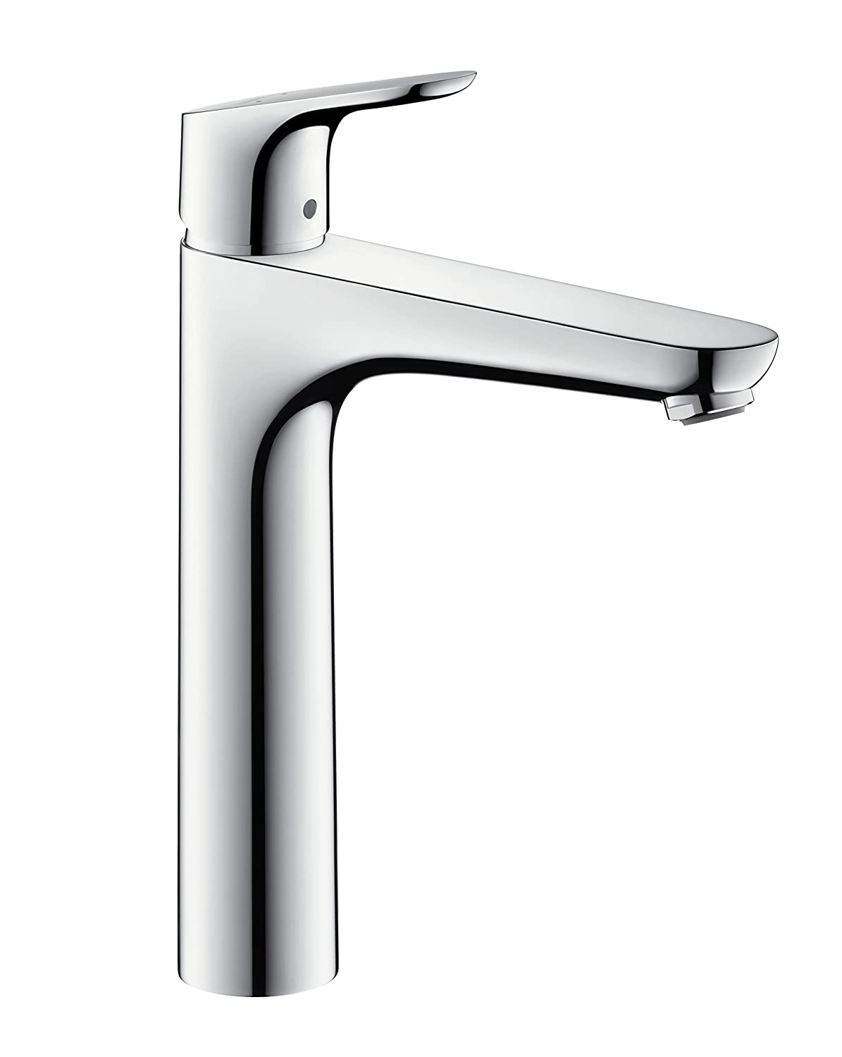 hansgrohe Focus basin mixer tap 190 with pop up waste, chrome ...