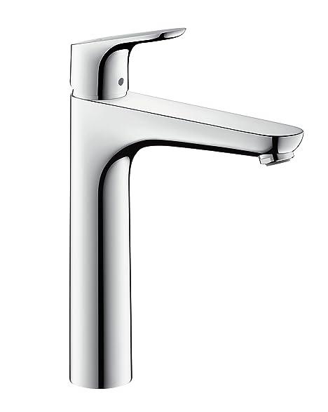 hansgrohe Basin Mixer 190 Focus chrome - - Amazon.com