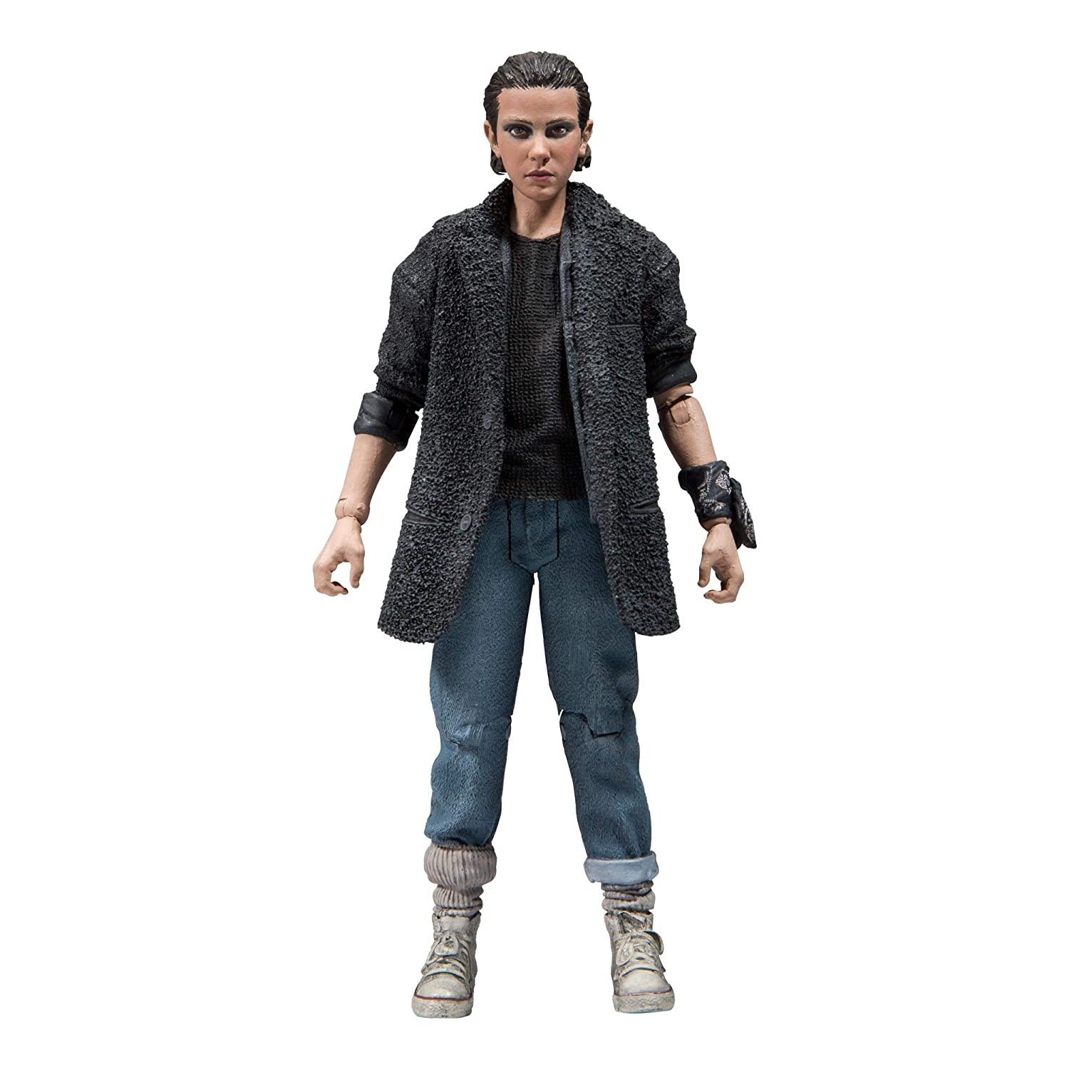 """7/"""" Action Figure Stranger Things Punk Eleven"""