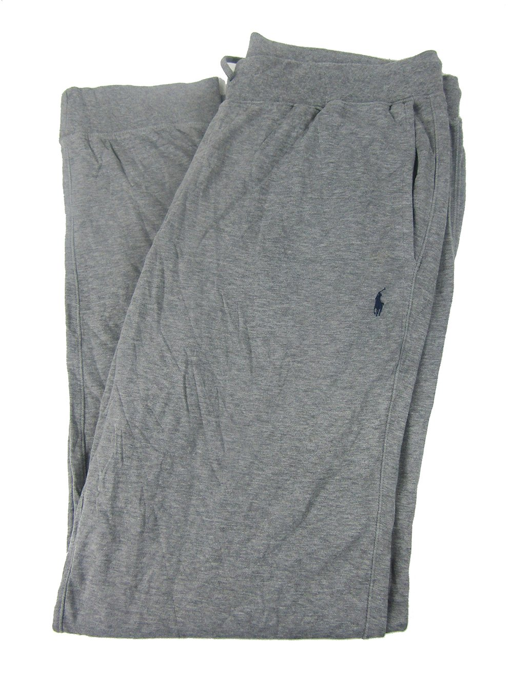 Polo Ralph Lauren Men's Big & Tall Jersey Jogger Pants (2XB, Winter Grey) by Polo Ralph Lauren (Image #1)