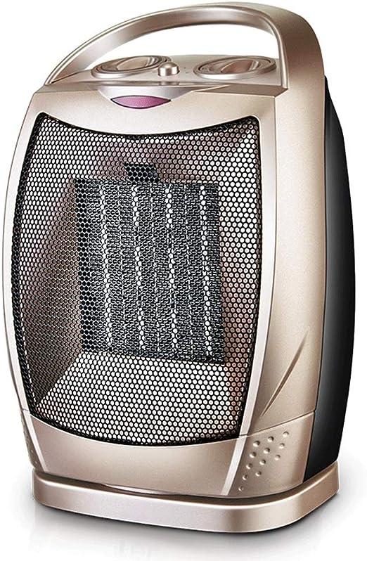 LI HAO SHOP Calentador doméstico, Calentador de Ventilador ...