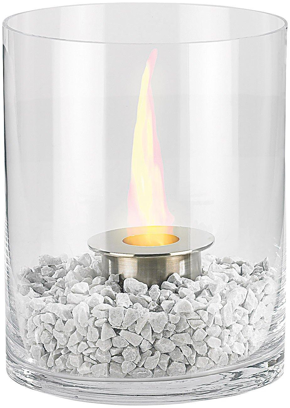 Carlo Milano Bio Ethanol Feuerschalen Glas Dekofeuer Kasra Fr Deko Feuer Amazonde Kche Haushalt