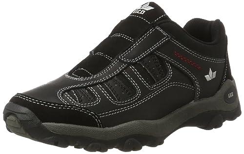 Outlander Slip In, Zapatos de High Rise Senderismo Unisex Adulto, Negro (Schwarz), 44 EU Lico