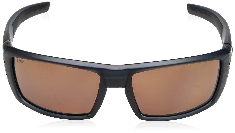 Costa Del Mar Rafael Sunglasses Black Teak Copper 580 Plastic Lens Pro-Motion Distributing Direct RFL111OCP