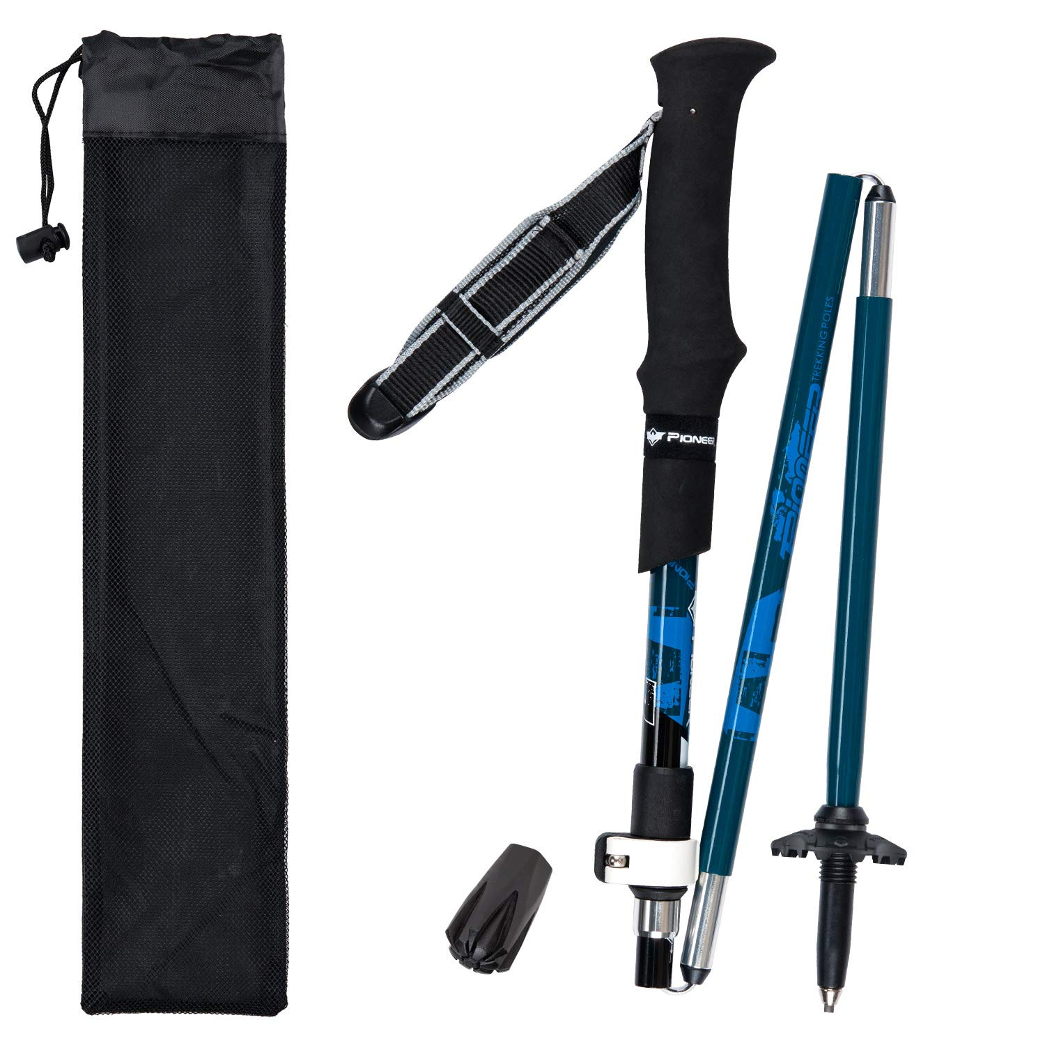 Lysport Tri-Fold Carbon Fiber Hiking Pole