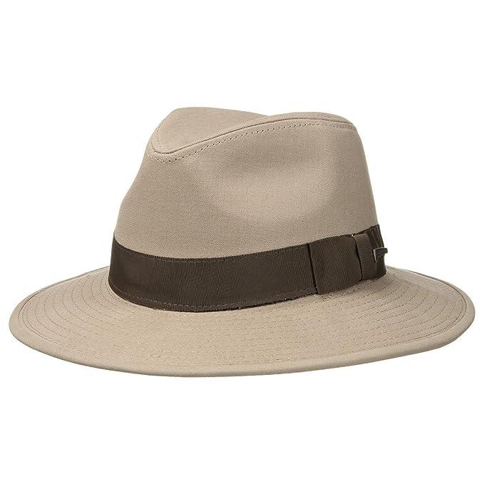 Sombrero de Algodón Indy Jones sombrero de algodónsombrero de hombre  (XL 60-61 6b1ee0fe9f4