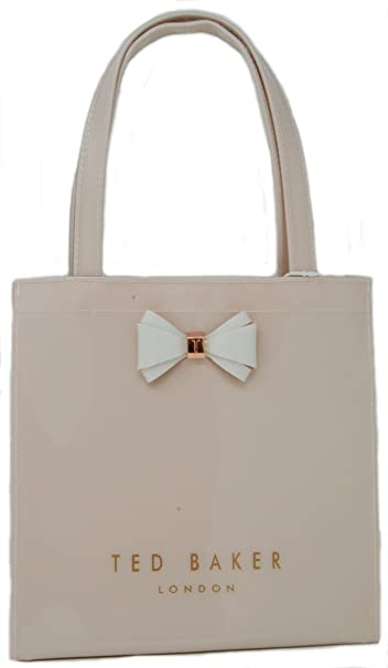 e8a81808f8 Buy Ted Baker Small Icon Bag 'Aracon' in Mid Pink with Bow Online at Low  Prices in India - Amazon.in