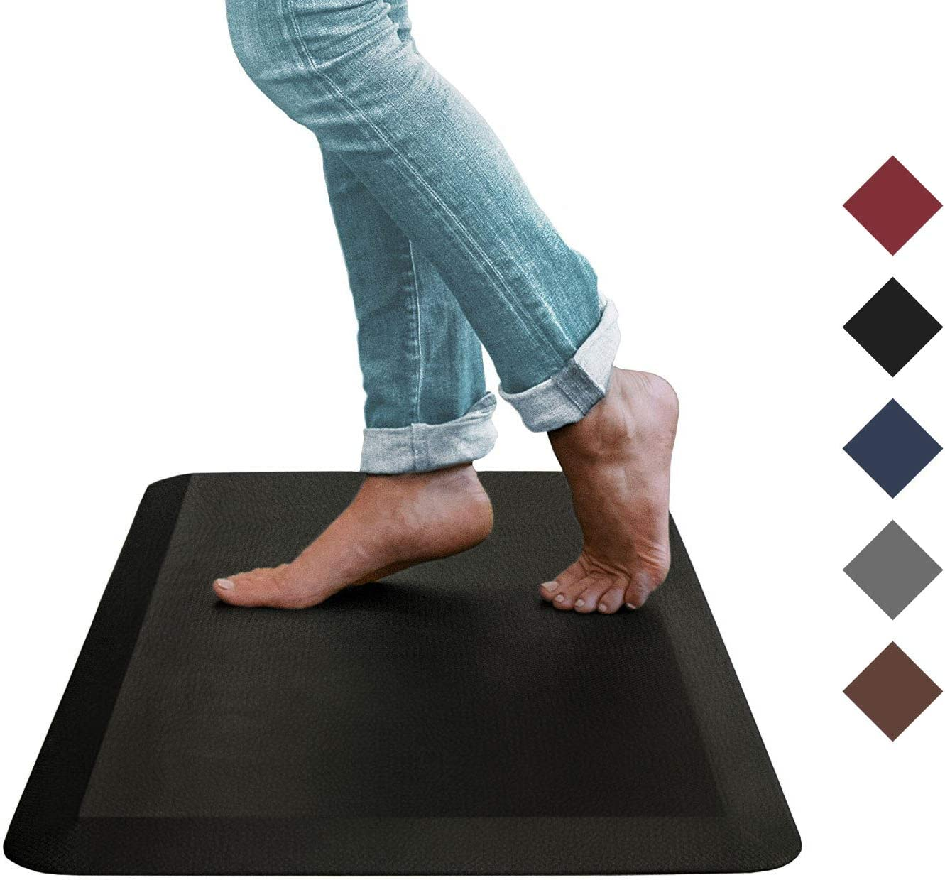 Comfort Anti Fatigue Mat & Kitchen Rug
