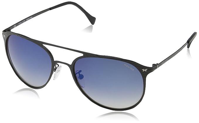 Police Herren Sonnenbrille blau onesize 6GfIaqCVtg
