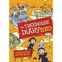 The 117-Storey Treehouse: Diary