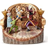 Disney Traditions Carved by Heart Peter Pan Figure
