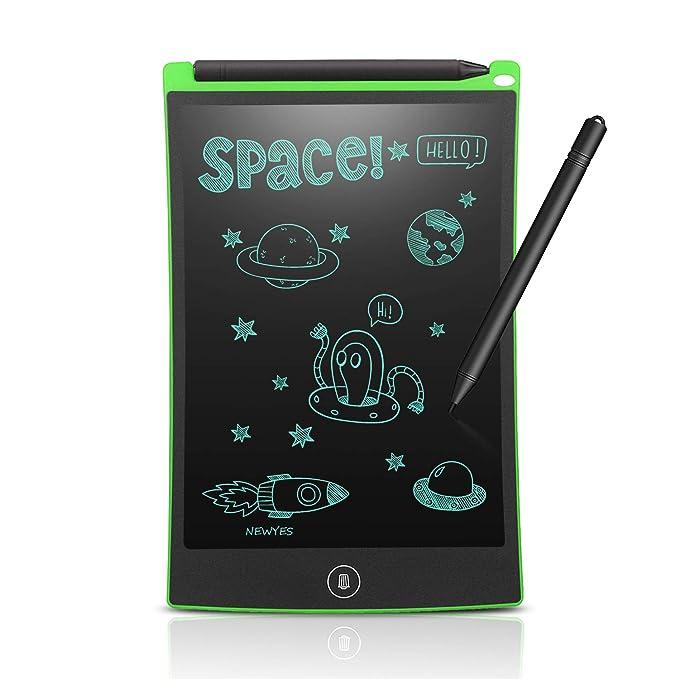 131 opinioni per NEWYES Tavoletta Grafica LCD, 8.5 Pollici Tablet da Disegno Lavagna Elettronica