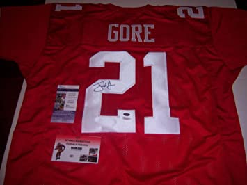 frank gore sf jersey