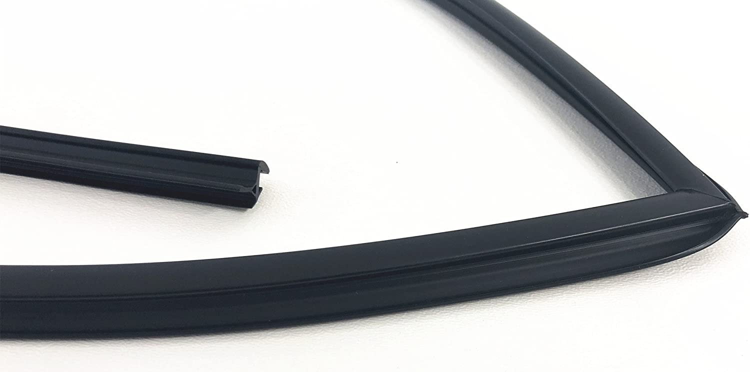 Front Windshield Moulding Rubber Molding Replacement for Toyota Corolla 4 Door Sedan 2003-2008