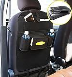 lcz 1pezzi. Auto sedile posteriore Organizer lana feltro seduta Custodia Supporto per bottiglie, fazzoletti Box, Gioco da combattimento