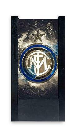 lámpara de mesa negra Inter FC - Logo: Amazon.es: Iluminación