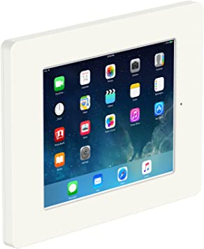 Pro 9.7 5th // 6th Gen VidaMount White On-Wall Tablet Mount Compatible with iPad 9.7 Air 1//2