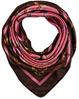 corciova Women's Large Satin Square Silk Feeling Hair Scarf 35 x 35 inches