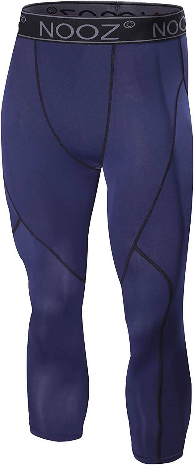 Amazon.com: Nooz Men's Quick Dry Powerflex Compression Baselayer Pants, Legging Tights for Men: Clothing