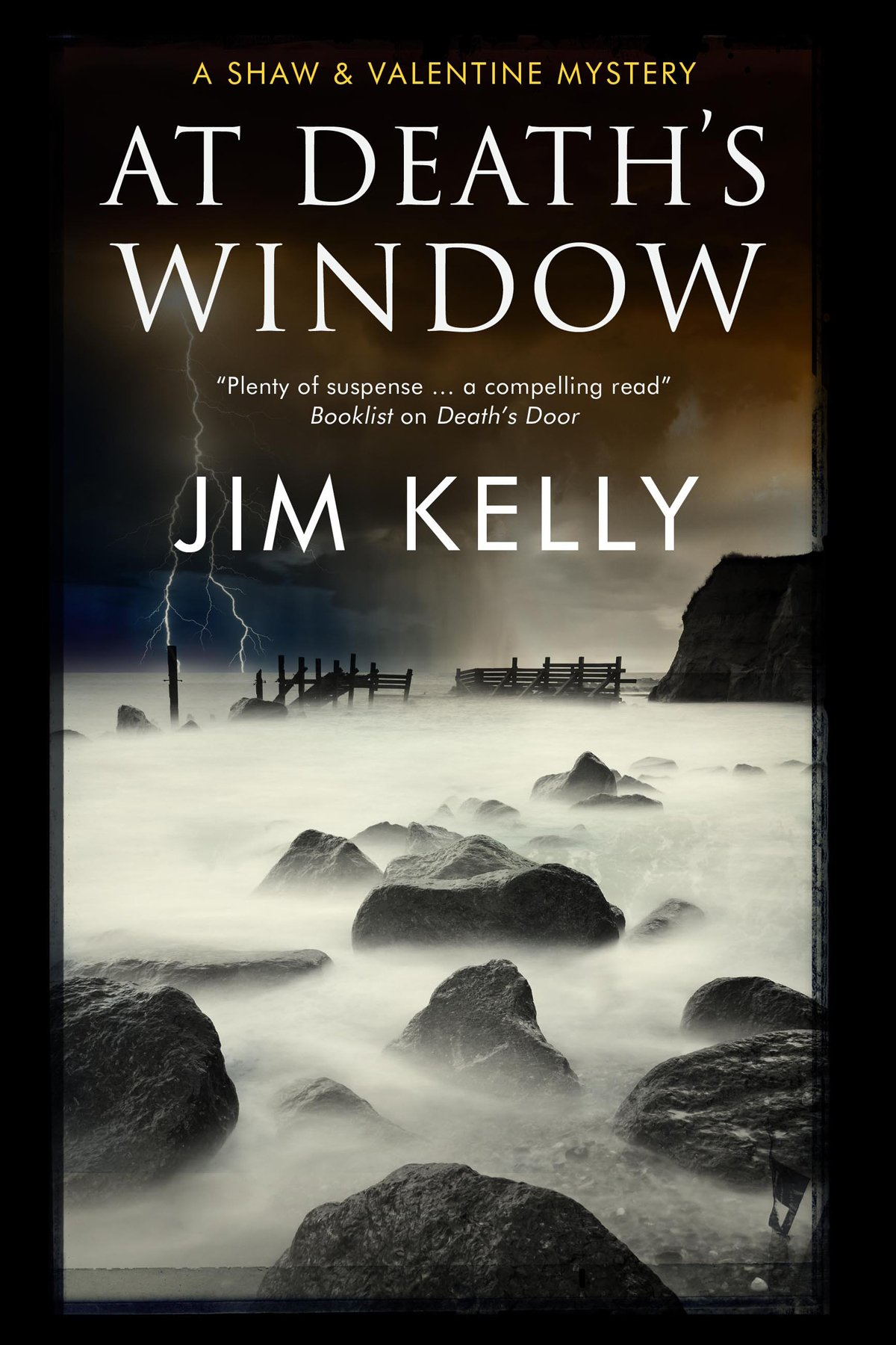 At Death's Window: A Shaw and Valentine police procedural (A Shaw and Valentine Mystery) PDF