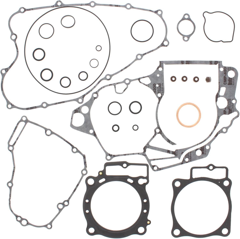 Vertex-Winderosa 808284 Complete Engine Gasket Kit