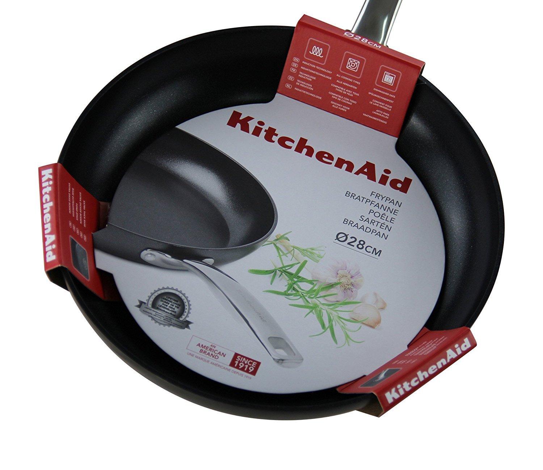 KitchenAid Sartén, diámetro 28 cm