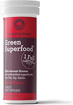 Amazing Grass Green Superfood Effervescent Tablets