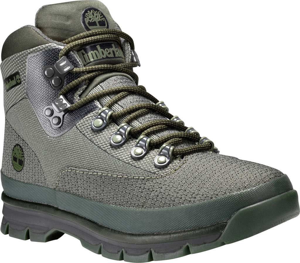 ANKLE BOOTS TIMBERLAND A1LS5 GRAY B01N5QCIMM 10.5 D(M) US|Dark Green Jacquard Dark Green Jacquard 10.5 D(M) US