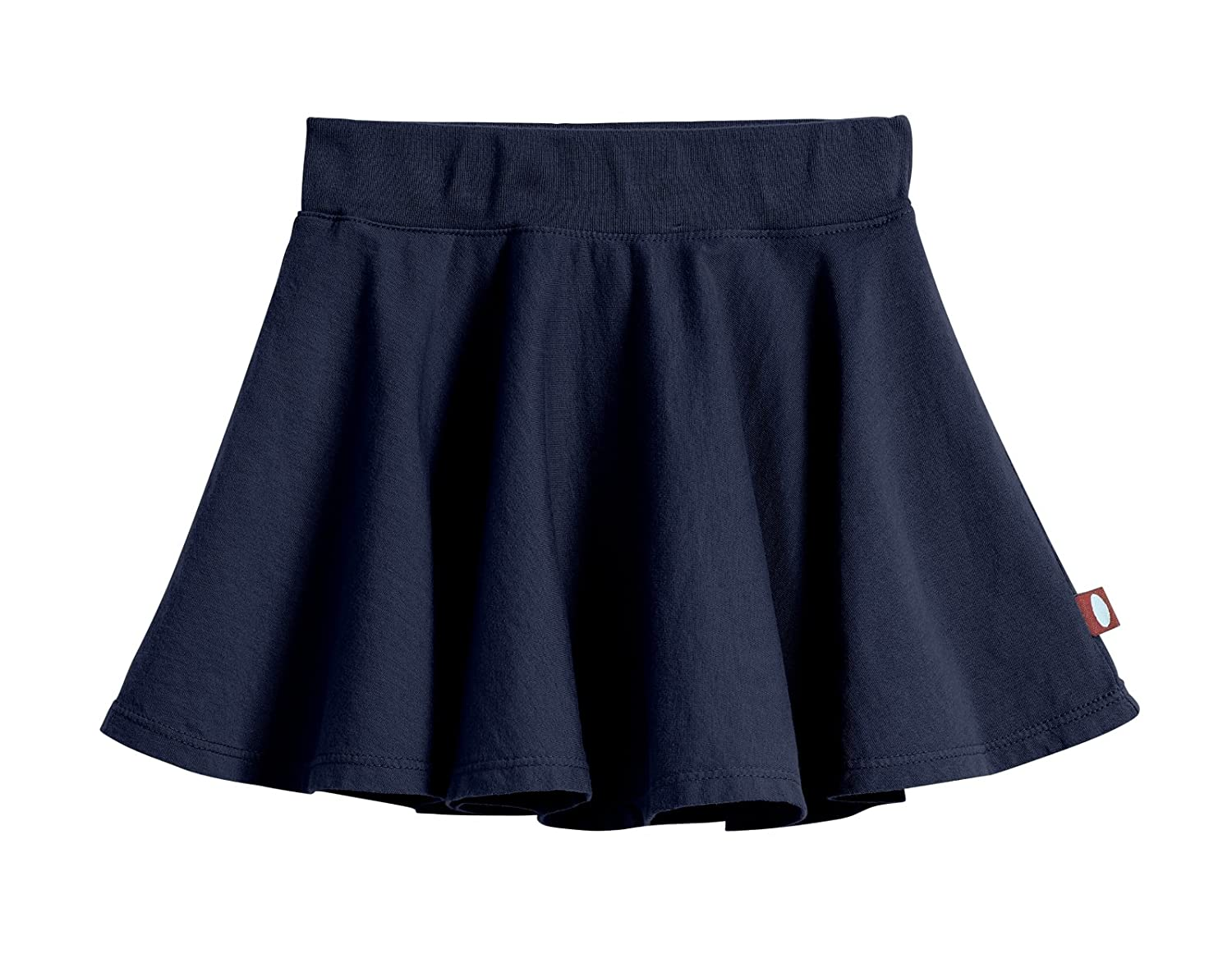 100% True Toddler Girl Circle Fine Thin Knit Skirt Size 3t Navy Blue Girls' Clothing (newborn-5t) Skirts