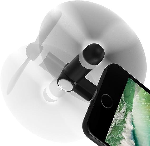 iPhone Micro USB Cell Phone Mini Fan