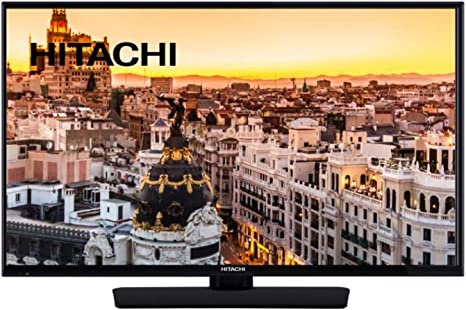 Hitachi 49HE4000 TELEVISOR 49 LCD LED Full HD 600Hz Smart TV WiFi Bluetooth HDMI USB Grabador Y Reproductor Multimedia: Amazon.es: Electrónica