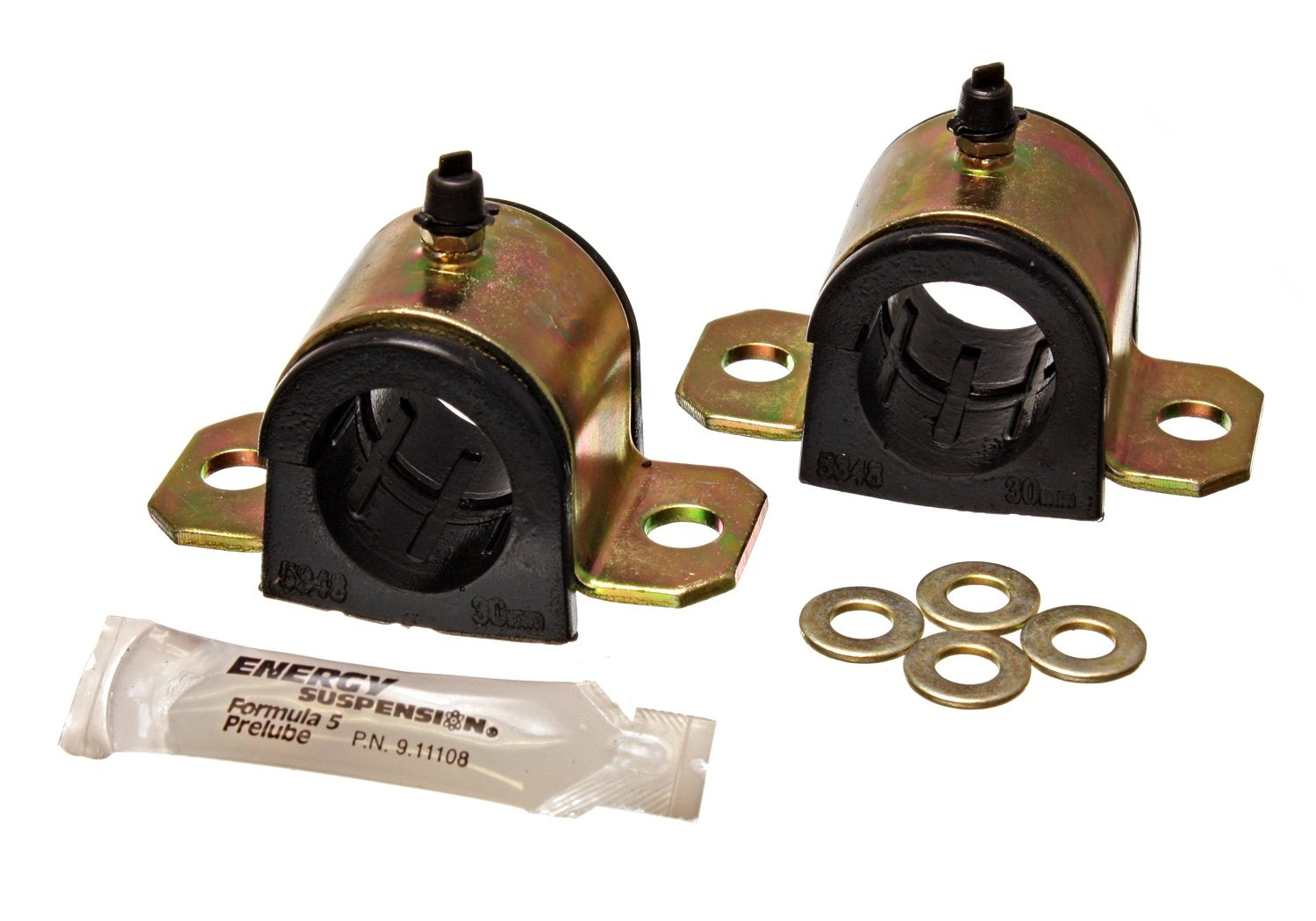 Energy Suspension 8.5121G 30mm Front Sway Bar Set for Toyota