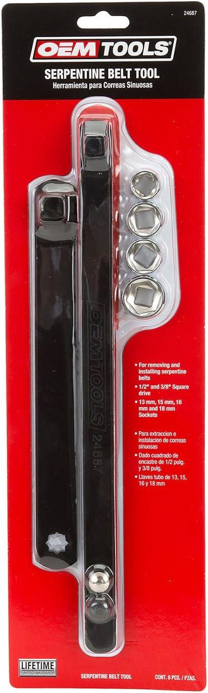 OEMTOOLS 24687 Serpentine Belt Tool