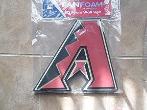 Foam Fanatics Arizona Diamondbacks Foam Logo Sign