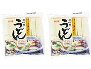 Twin Pack Hime Dried Udon Noodles, 28.21-Ounce (Pack of 2)