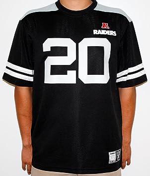 Darren McFadden Oakland Raiders Majestic NFL  quot Hashmark II quot  ... cb7d0b5cd